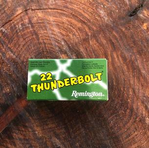 remington Thunderbolt 22LR $5.79