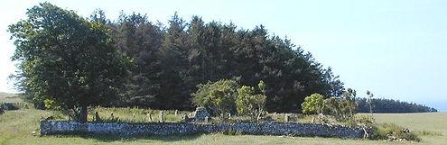 Dunure Graveyard