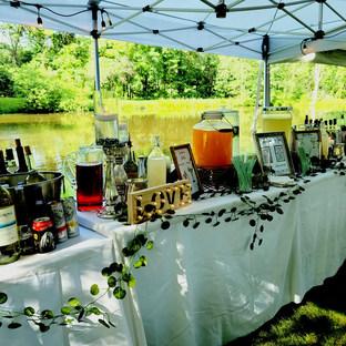 Wedding on The Pond