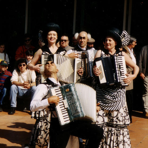 The Great Melbourne Accordion Orchestra