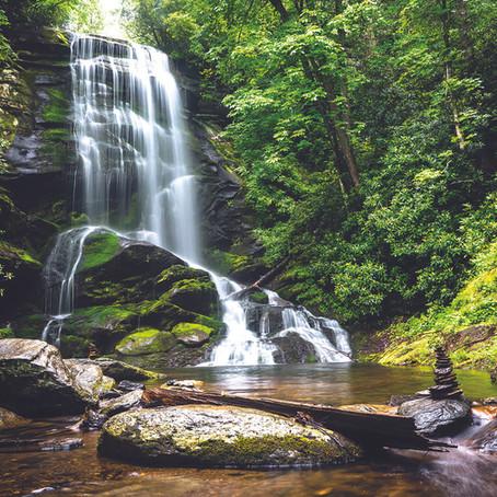 Hike Nearby Catawba Falls Trail