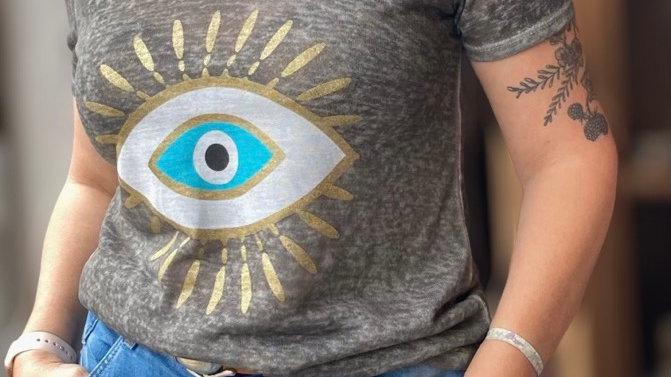 T-shirt Lucky Eye