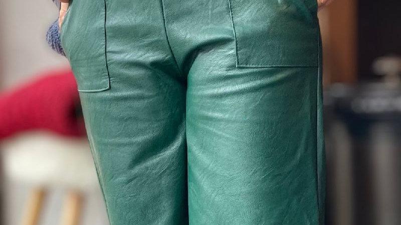 Pantalon Garçonne