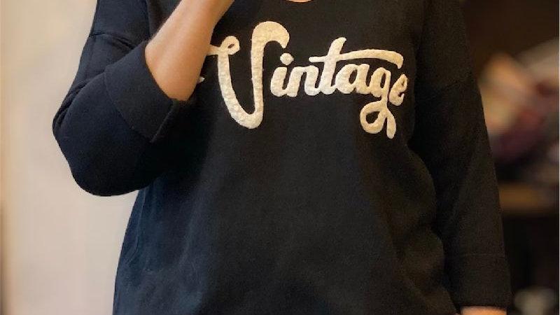 Pull Vintage
