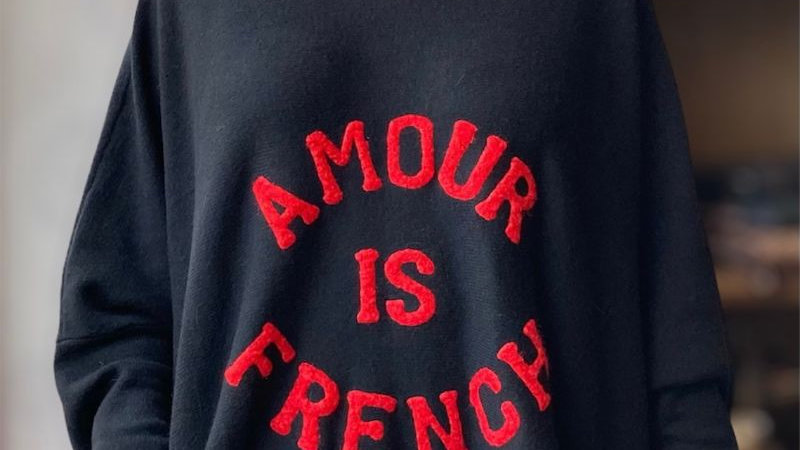 Pull Amour is French