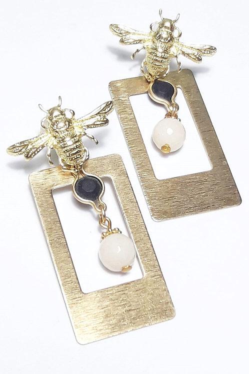 Pendiente Bee