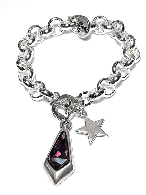 Pulsera Destello Star