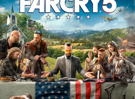 Top 5 Reasons to play Farcry 5