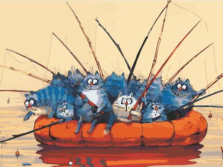 Лодка или «база» для рыбалки? Часть 4