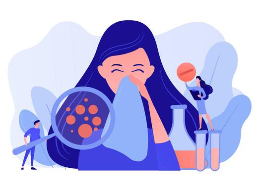 Боремся с сезонной аллергией