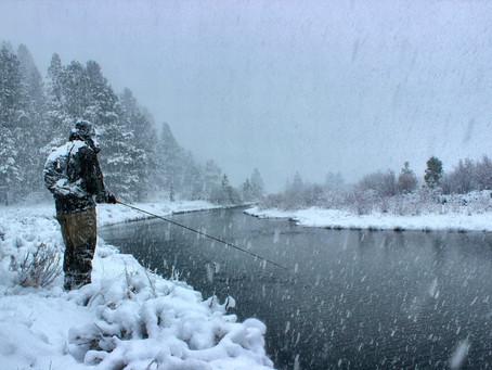 Особенности зимней рыбалки. Зимняя экипировка. Часть 2