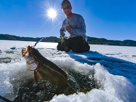 Особенности зимней рыбалки. Правила поведения на льду. Часть 1