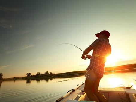 Лодка или «база» для рыбалки? Часть 2