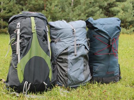 Готовимся к походу: туристический рюкзак. Часть 2