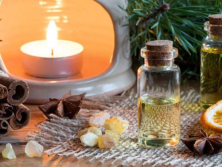 Рецепты для создания смесей ароматерапии