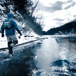 Ловля леща зимой. Часть 1