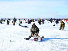 Особенности зимней рыбалки. Зимняя экипировка. Часть 3