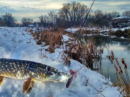Особенности зимней рыбалки. Поиск щуки зимой