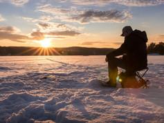 Особенности зимней рыбалки. Зимняя экипировка. Часть 4
