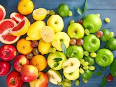 С пользой о фруктах и овощах: Полезные свойства. Часть 2