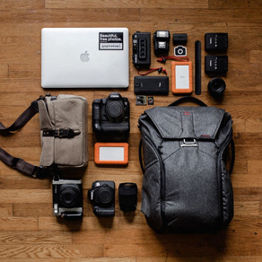 Готовимся к походу: туристический рюкзак. Часть 1