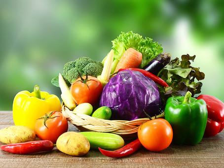 С пользой о фруктах и овощах: Полезные свойства. Часть 3