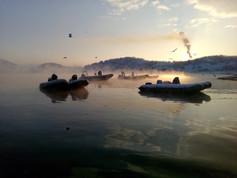 Лодка или «база» для рыбалки? Часть 3