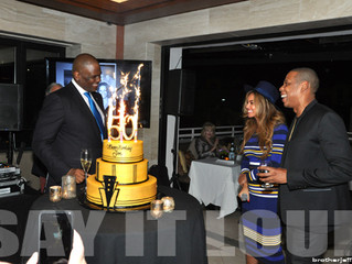 Big Jon Platt Celebrates 50th Birthday