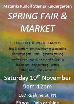 Our Spring Fair & Market is just around the corner!