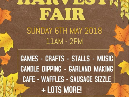 Harvest Fair!