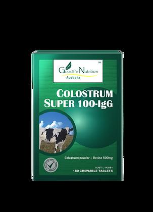 Colostrum Super 100-IgG
