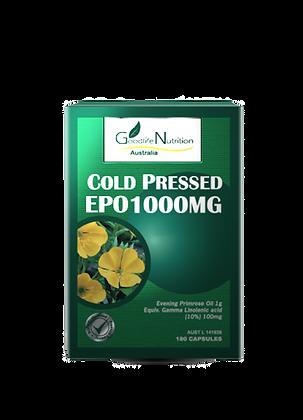 Cold Pressed EPO 1000mg