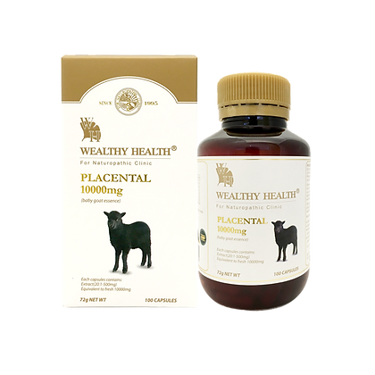 Placental 10000mg Baby Goat Essence Capsules