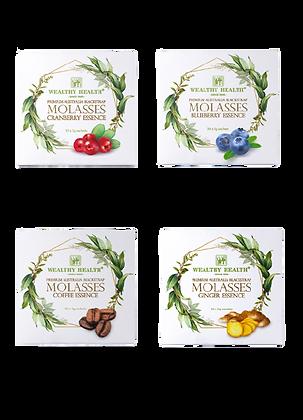 Premium Australia Blackstrap Molasses Ginger / Cranberry / Blueberry / Coffee Es