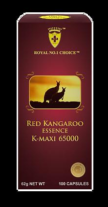 Red Kangaroo Essence K-Maxi 100 Capsules