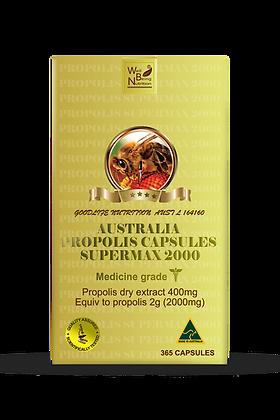 Australia Propolis Capsules Supermax 2000