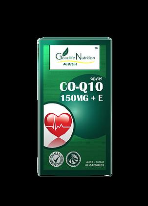 CoQ10 150mg + E