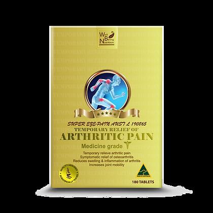 Relief of Arthritic Pain