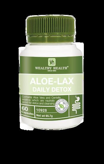 Aloe Lax Daily Detox
