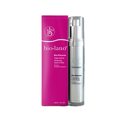 Bio-Placenta Triple Active Whitening Hydro Fluide 24 Hour Protection Essence