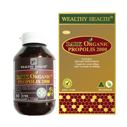 Dark Organic Propolis 2000