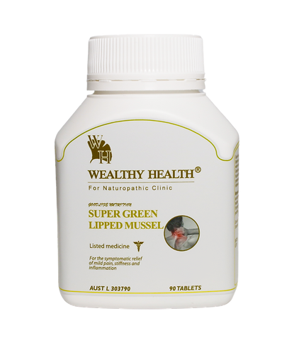 Super Green Lipped Mussel