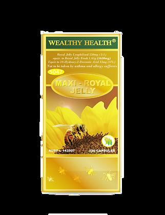 Maxi Royal Jelly Capsules