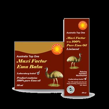 Maxi Factor Emu Oil