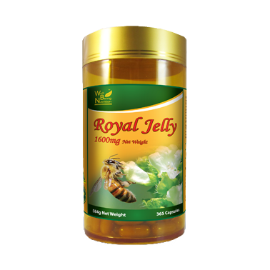 Royal Jelly 1600mg