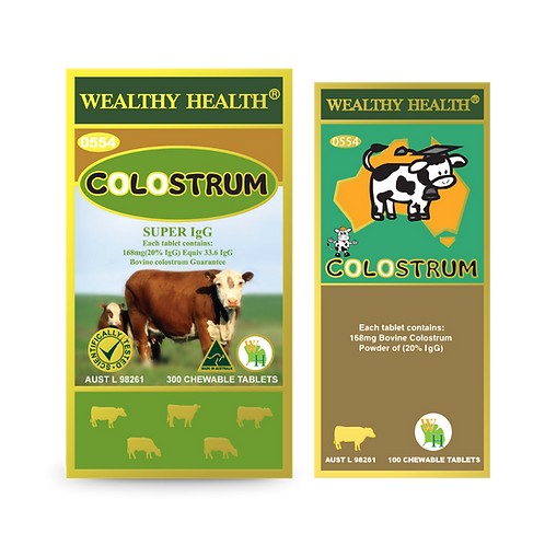 Colostrum Chewable Tablets