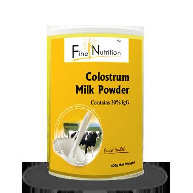 Colostrum Milk Powder Contains 20% IGG