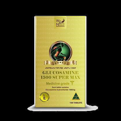 Glucosamine 1500 Super Max