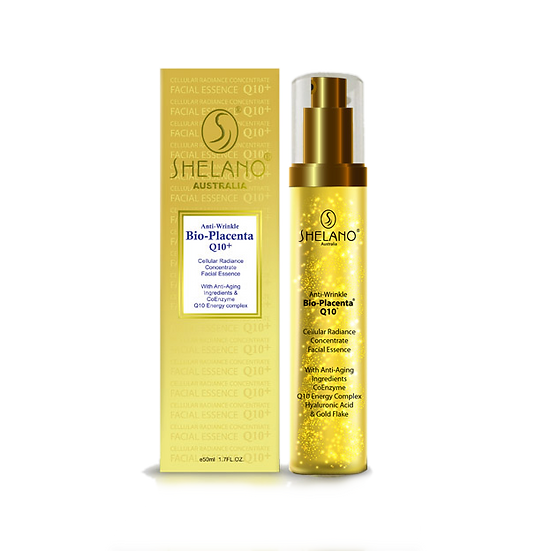 Anti-Wrinkle Bio-Placenta Q10+ Cellular Radiance Concentrate Facial Essence