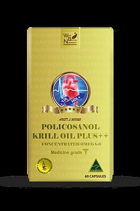 Policosanol Krill Oil Plus